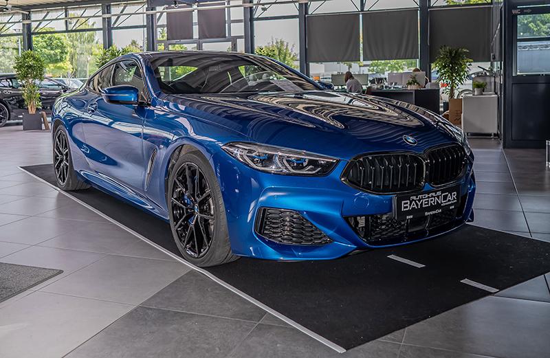 BMW Gebrauchtwagen Jahreswagen