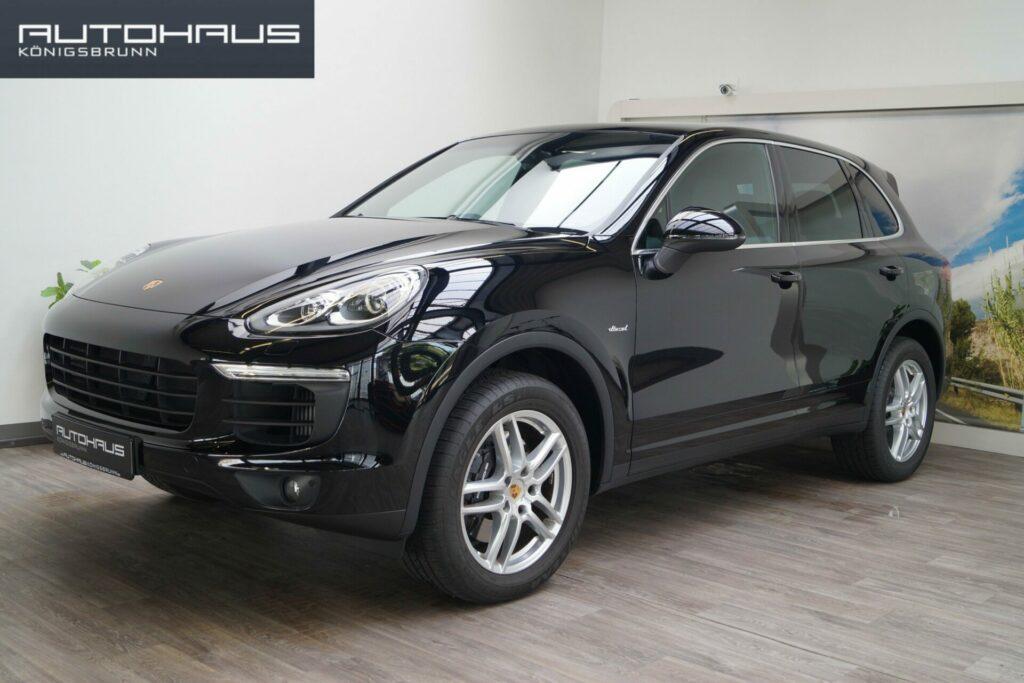 Porsche Jahreswagen